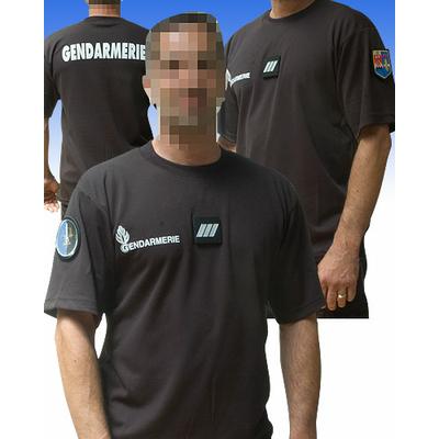 Tee-Shirt COOLDRY® GENDARMERIE départementale