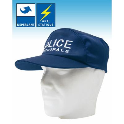 Casquette PLATINIUM® Police municipale