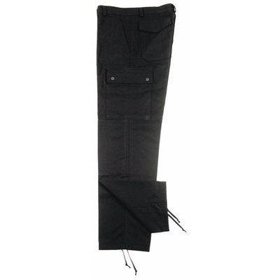 Pantalon treillis noir F4