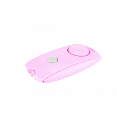 Alarme personnelle rose 120 DB