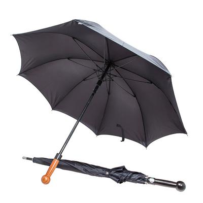 Parapluie d'auto-défense INCASSABLE NOIR