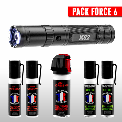 Pack de défense Force 6