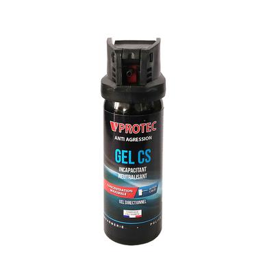 Bombe lacrymogène gel cs 50 ml