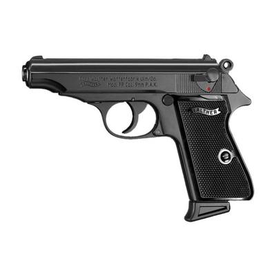 Pistolet Walther PP Noir cal. 9mm UMAREX