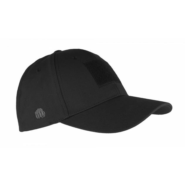 casquette noire avec scratch
