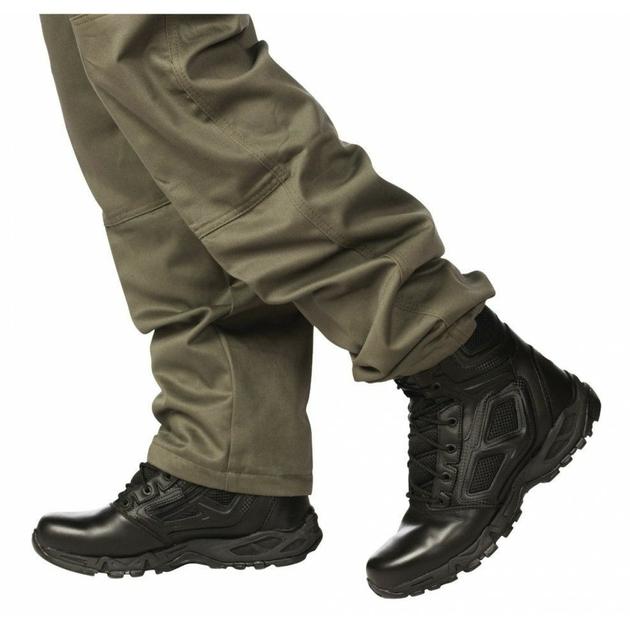 pantalon treillis kaki pour femme