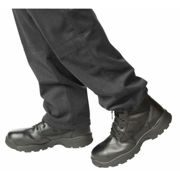 pantalon treillis militaire noir