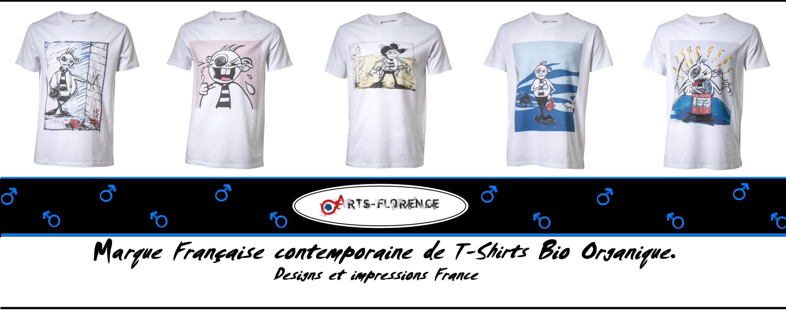 t-shirts pour hommes