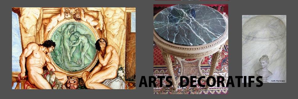 arts décoratifs