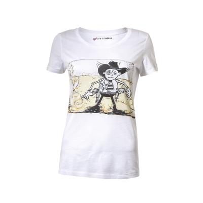 T-shirt Femme Far West  - t-shirt bio - artsflorence
