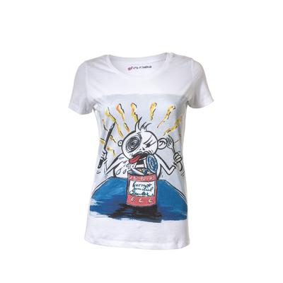 T-shirt Femme Petite faim - t-shirt bio - artsflorence