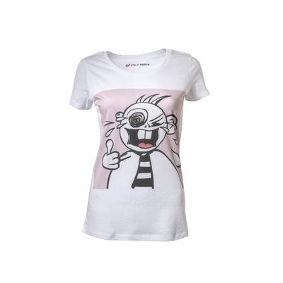 T-shirt Femme Eclat de Rire - t-shirt bio - artsflorence