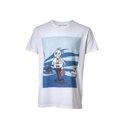 T-shirt Homme Farceur - t-shirt bio - artsflorence