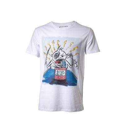 T-shirt Homme Petite faim - t-shirt bio - artsflorence
