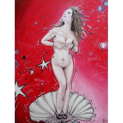 LA VENUS - artsflorence - artiste contemporain -France