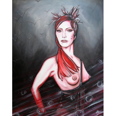 PIAF FETISH - artsflorence - artiste contemporain - France