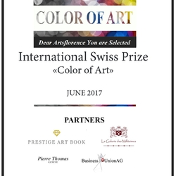 swiss art award color of art - artsflorence