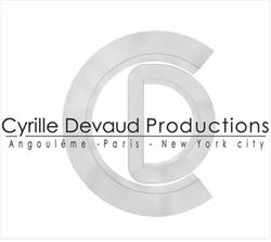 logo cyrille devaud production