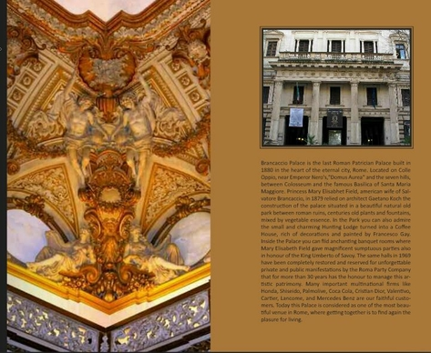 prix international COLOSSEO - palais brancaccio de Rome - Italie - art contemporain - artsflorence