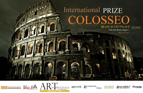 Art Prize International Colosseo 2016 - artsflorence