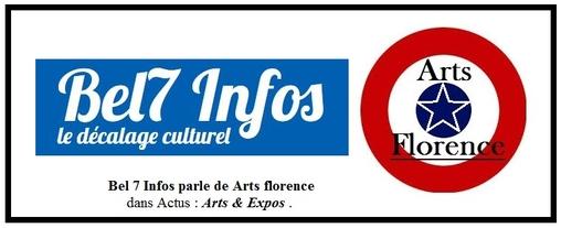 artsflorence dans Bel7Infos - actus - arts -expos - culturel