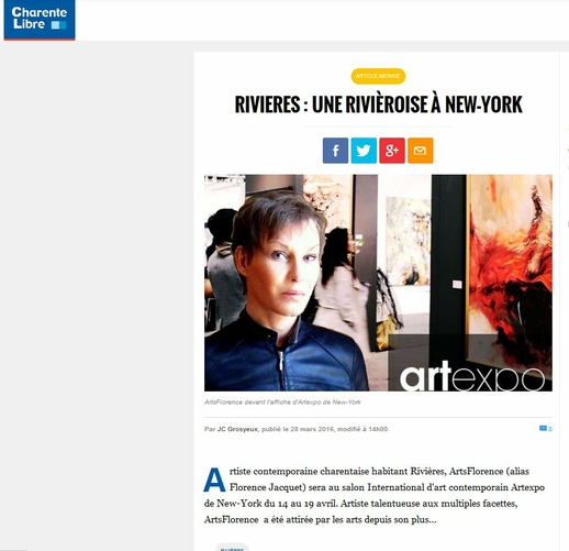 artsflorence charentelibre artexpo new-york