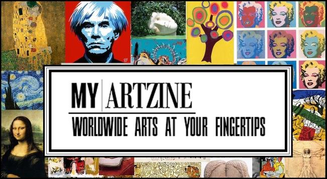MY ARTZINE - magazine arts internationals - worldwide arts - arts - florence -