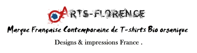 bandeau artsflorence page texte t-shirts
