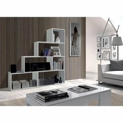 klum-etagere-escalier-blanc-brillant-145x145cm