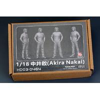 1/18 Figurine AKIRA NAKAI (RWB)