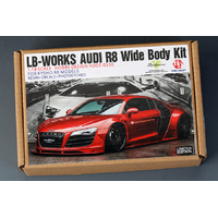 1/18 Kit LB Performance Audi R8