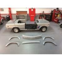 1/18 Transkit BMW 2002 Turbo