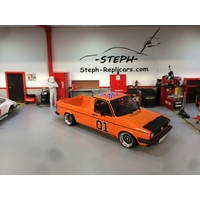 "1/18 Volkswagen Caddy MK1 ""General Lee"""