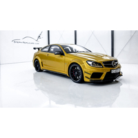 1/18 Mercedes C63 Black Series