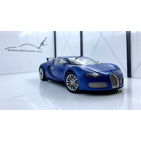 1/18 Bugatti Veyron Bleu Centenaire