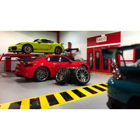 1/18 Jantes Porsche Cayman GT4 Schuco