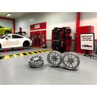 1/18 Jantes Porsche 997 GT2 AutoArt