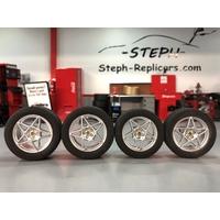1/18 Jantes Ferrari 599 GTB Fiorano HotWheels Elite