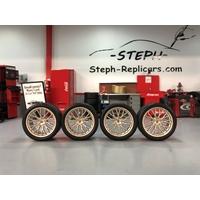 1/18 Jantes Porsche 911 Type 911 Targa 4S Phase 2 Spark