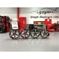 1/18 Jantes Ferrari FF HotWheels Elite