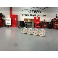1/18 Jantes Porsche 993 Supercup centerlock