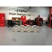 1/18 Jantes Porsche 918 Spyder