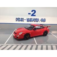 PORSCHE 997 GT3 RS PHASE 1 1/18 AUTOART