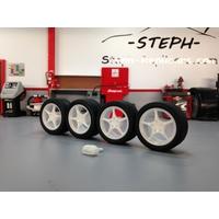 1/18 Porsche Boxster 550 Spyder