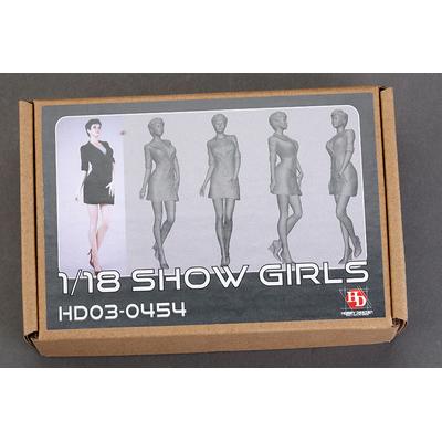 1/18 Show Girl Type 4