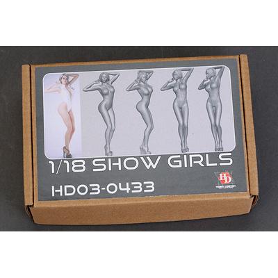 1/18 Show Girl Type 5