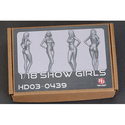 1/18 Show Girl Type 7