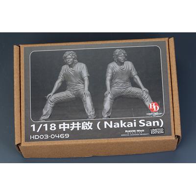 1/18 Figurine NAKAI SAN (RWB