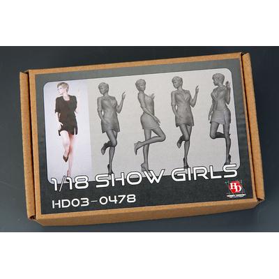 1/18 Show Girl Type 9