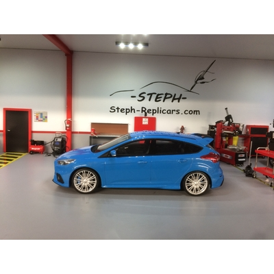 1/18 Jantes Ford Focus RS